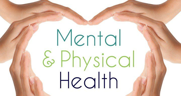 The relationship between physical and mental health