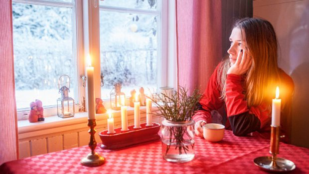 Loneliness in the festive season