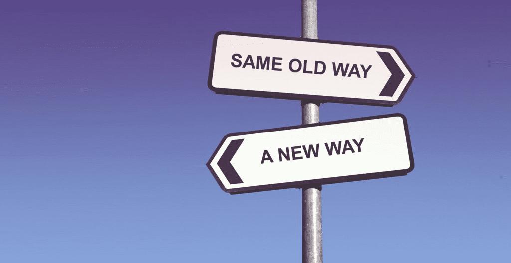 Breaking a bad habit – Part 1 of 2