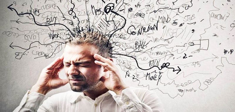 Do you think overthinking really helps to get over the problem?